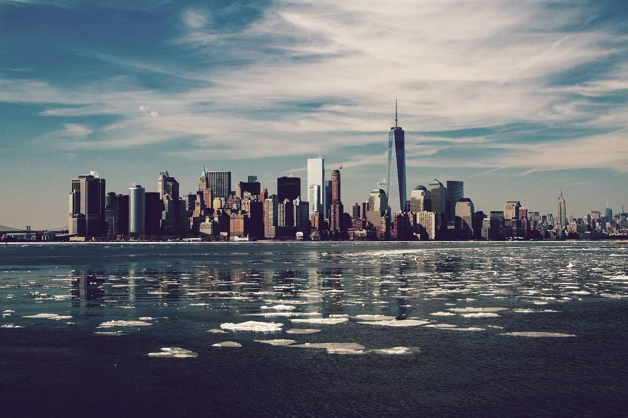 La ciudad de New York, la más grande de Estados Unidos