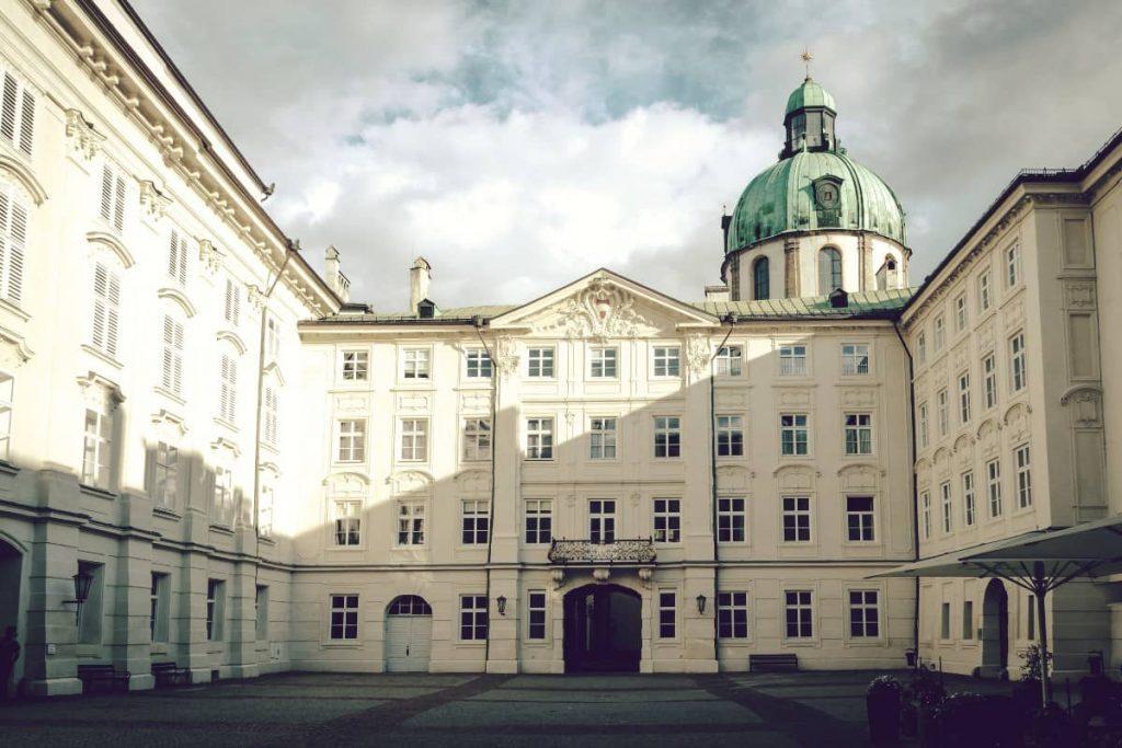 Palacio Imperial de Hofburg, el segundo más grande del mundo
