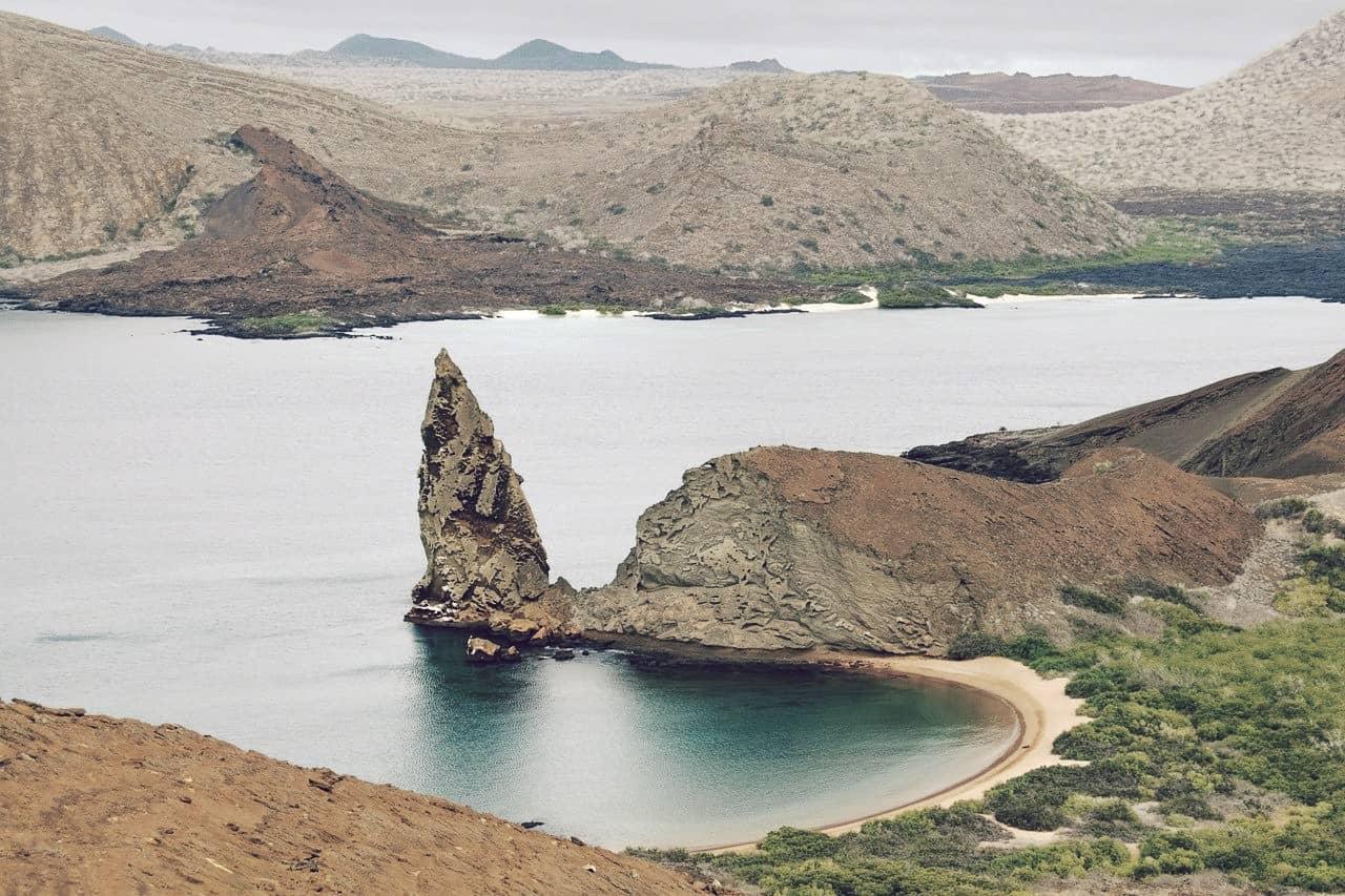 Reserva marina de Galápagos, una de los parques nacionales más grandes del mundo