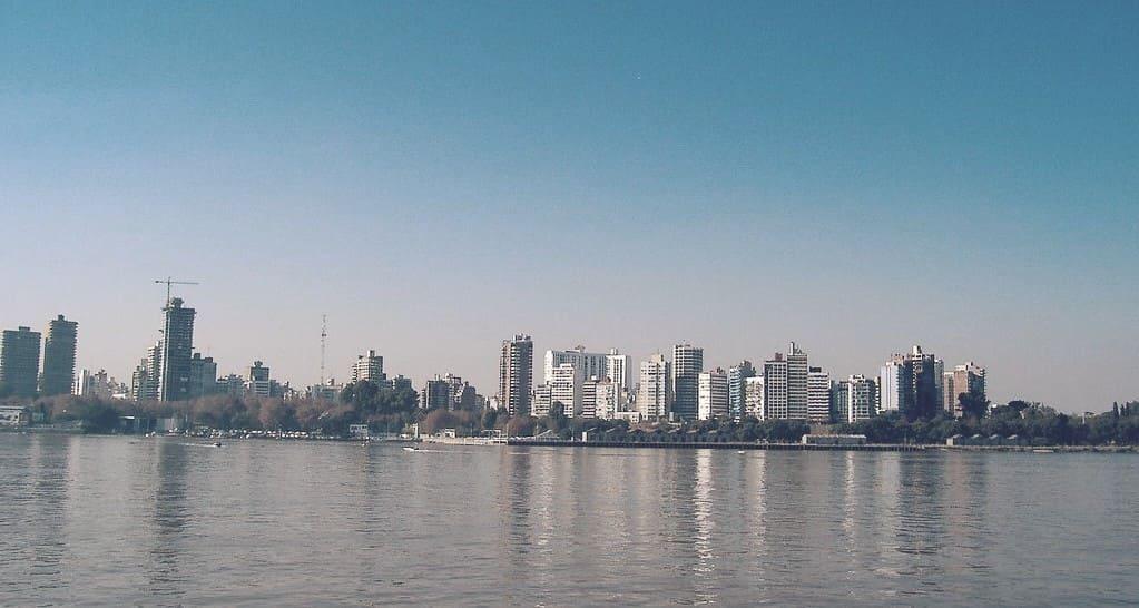 Ciudad del Rosario, Argentina