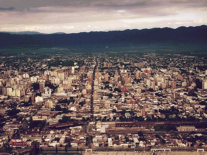 Ciudad de San Miguel de Tucumán