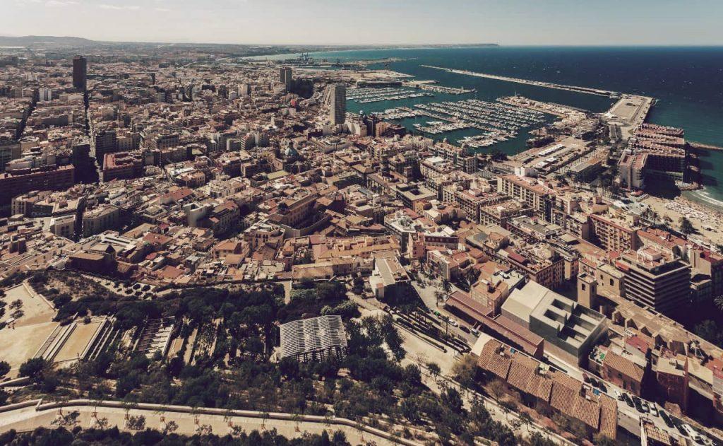 Santa Coloma de Gramenet, uno de los pueblos más grandes de España