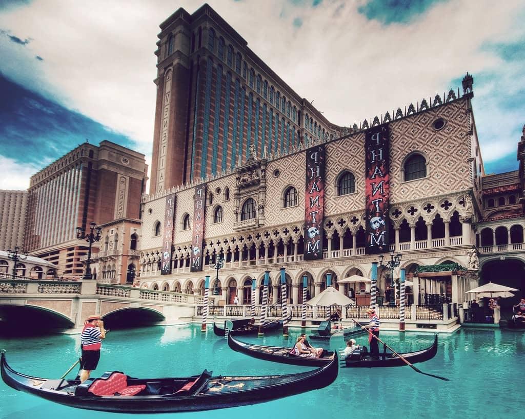 The Venetian & The Palazzo