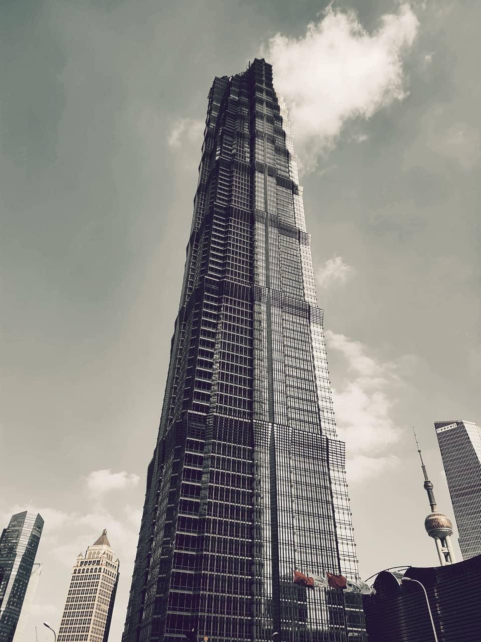 Torre de Shanghái, el segundo rascacielos más grande y alto del mundo