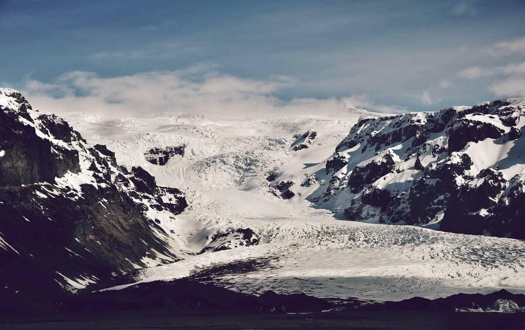 Glaciar Vatnajökull, el segundo más grande del mundo