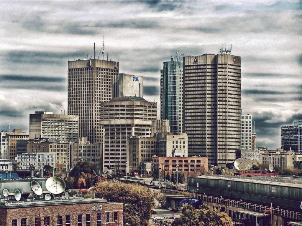 Ciudad de Winnipeg