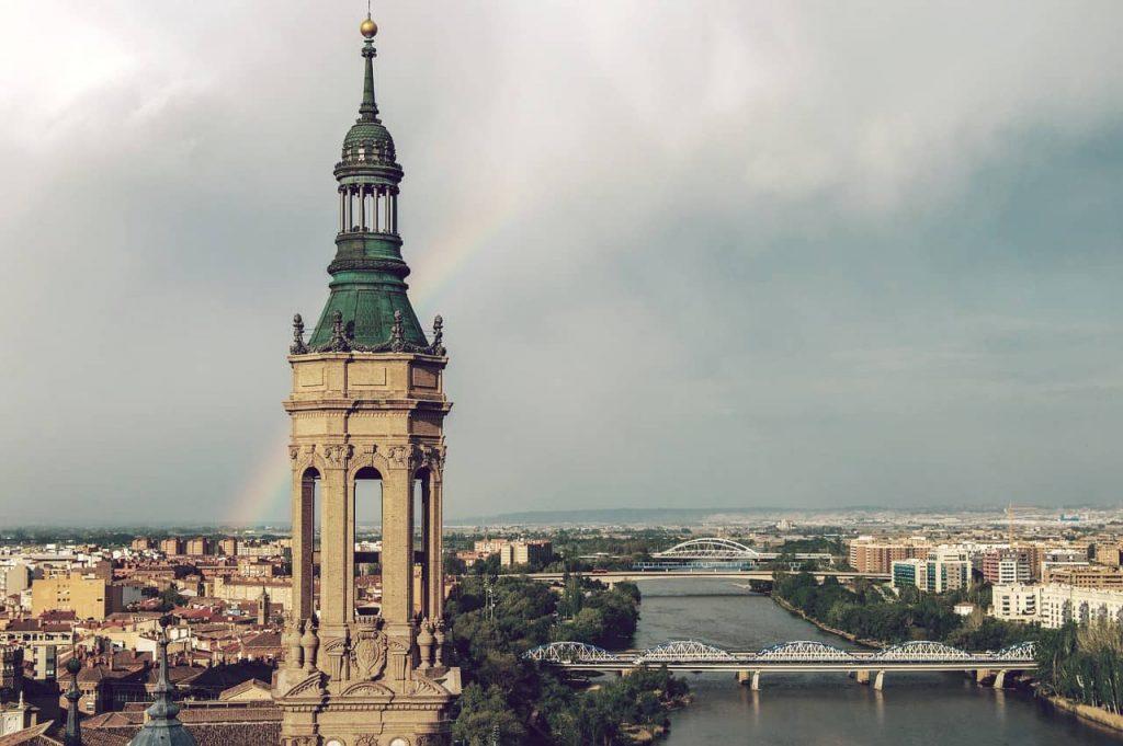 Zaragoza es de entre todos los términos municipales, uno de los más grandes de España