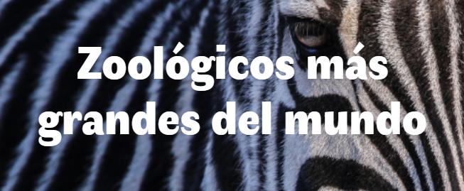 Los 10 Zoológicos más grandes del mundo