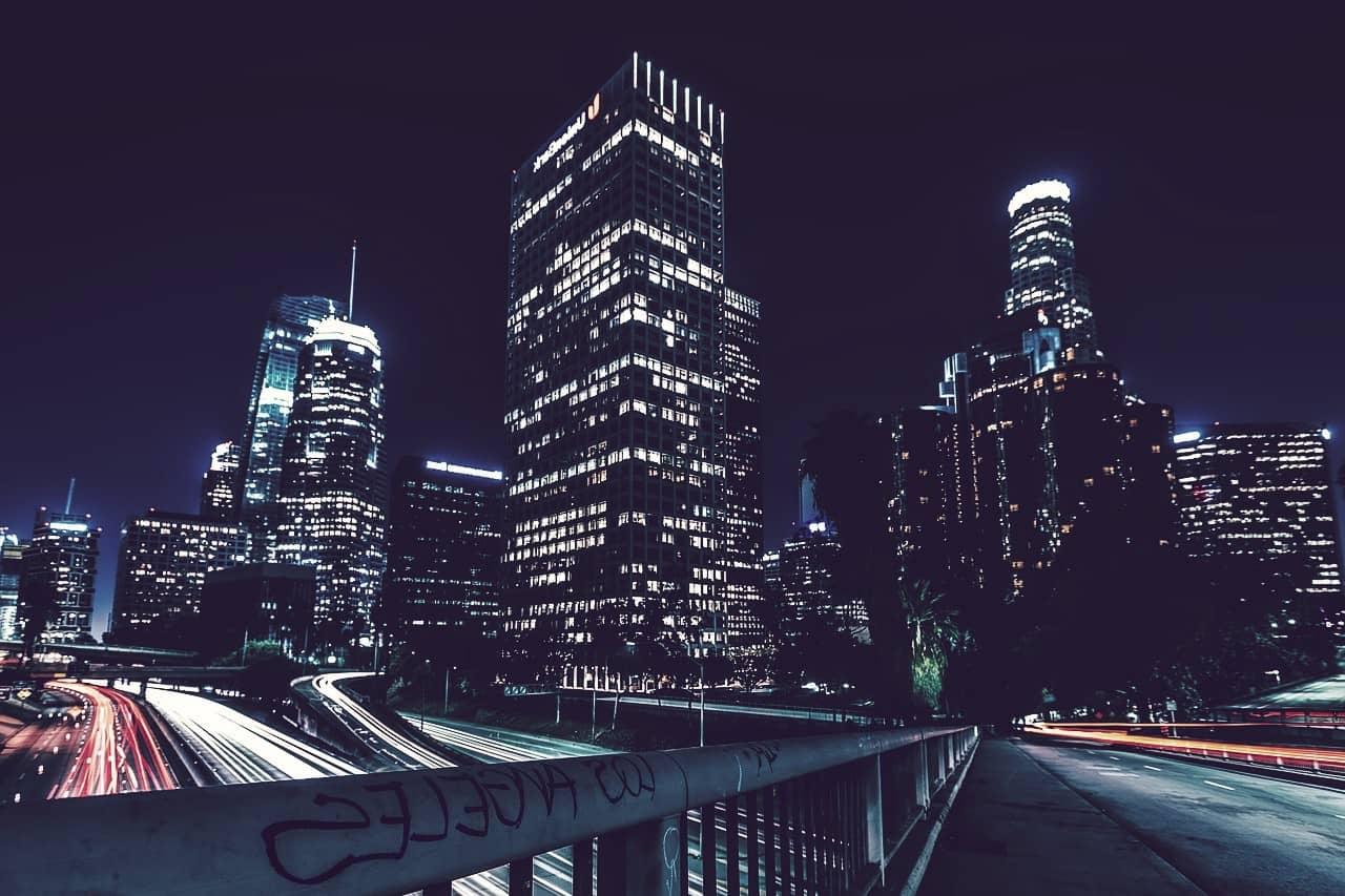 La ciudad de los Ángeles es la segunda más grande de Estados Unidos