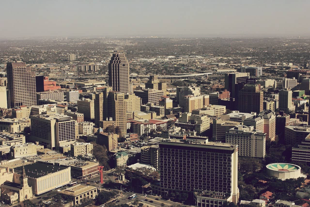 Ciudad de San Antonio