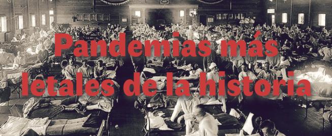 Estas han sido las 5 pandemias más grandes y letales de la historia
