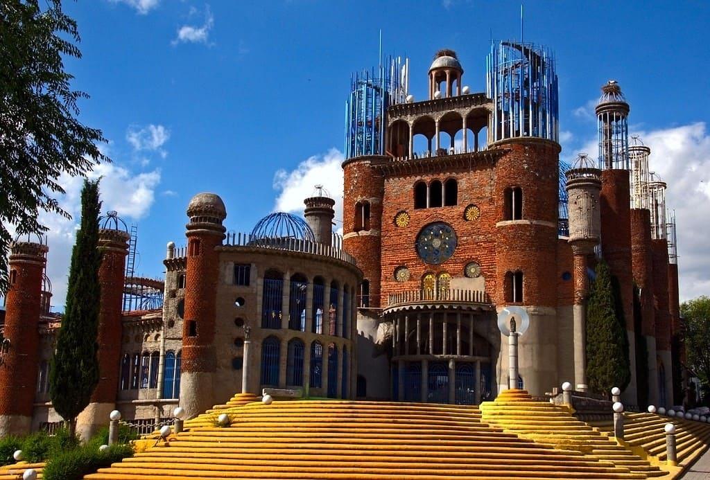 Campo justo, una de las mansiones más grandes del mundo