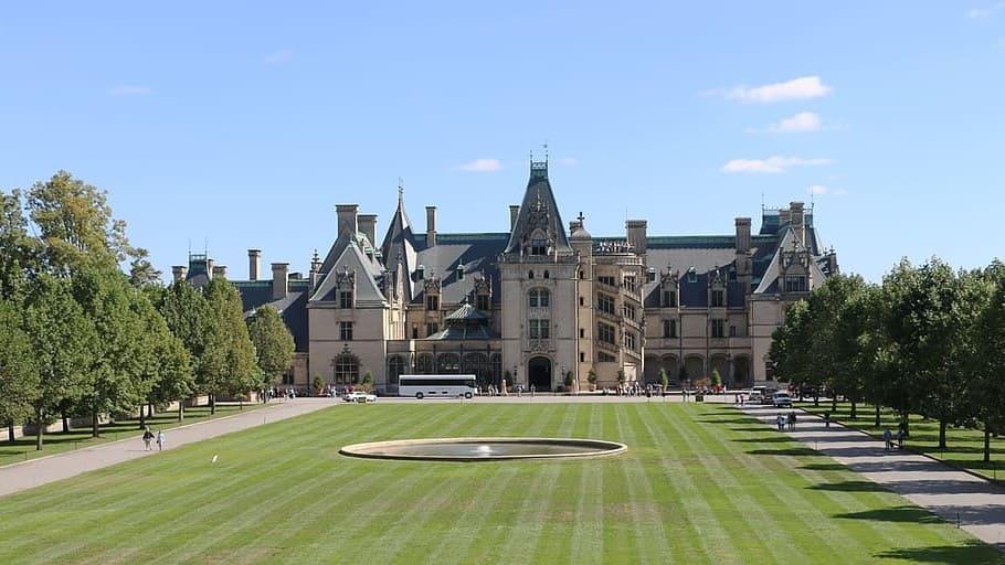 Casa Biltmore, la mansión más grande del mundo