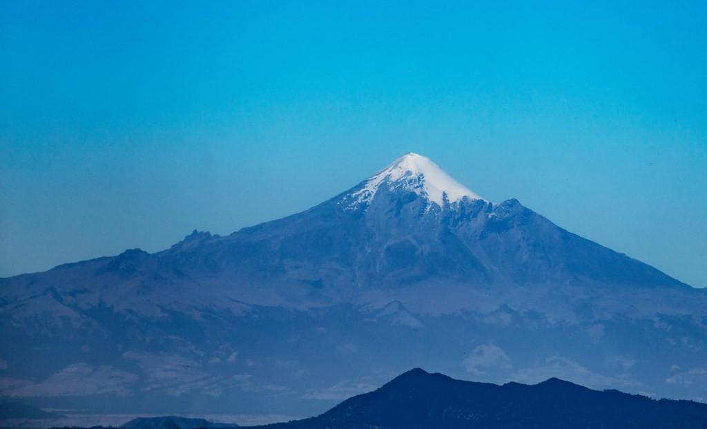 Citlaltépetl, el volcán más grande de México