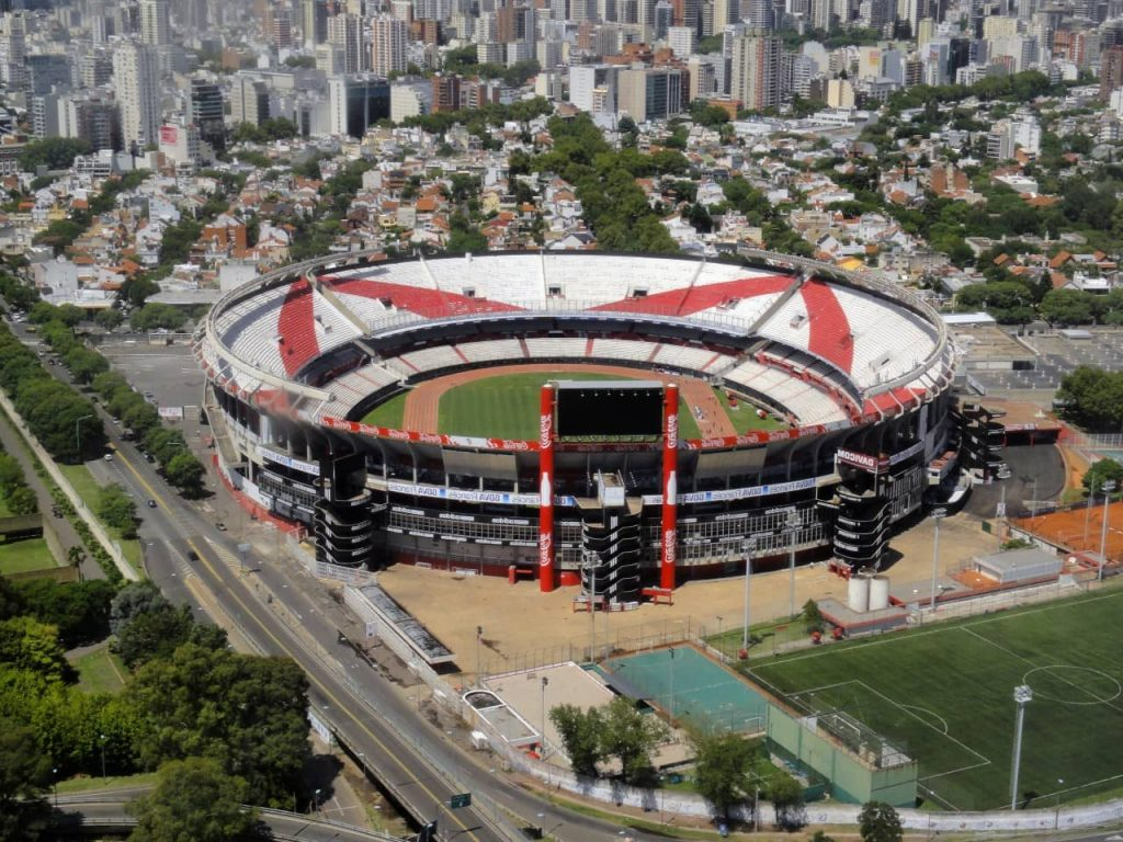 Antonio Vespucio, uno de los estadios más grandes de Sudamérica