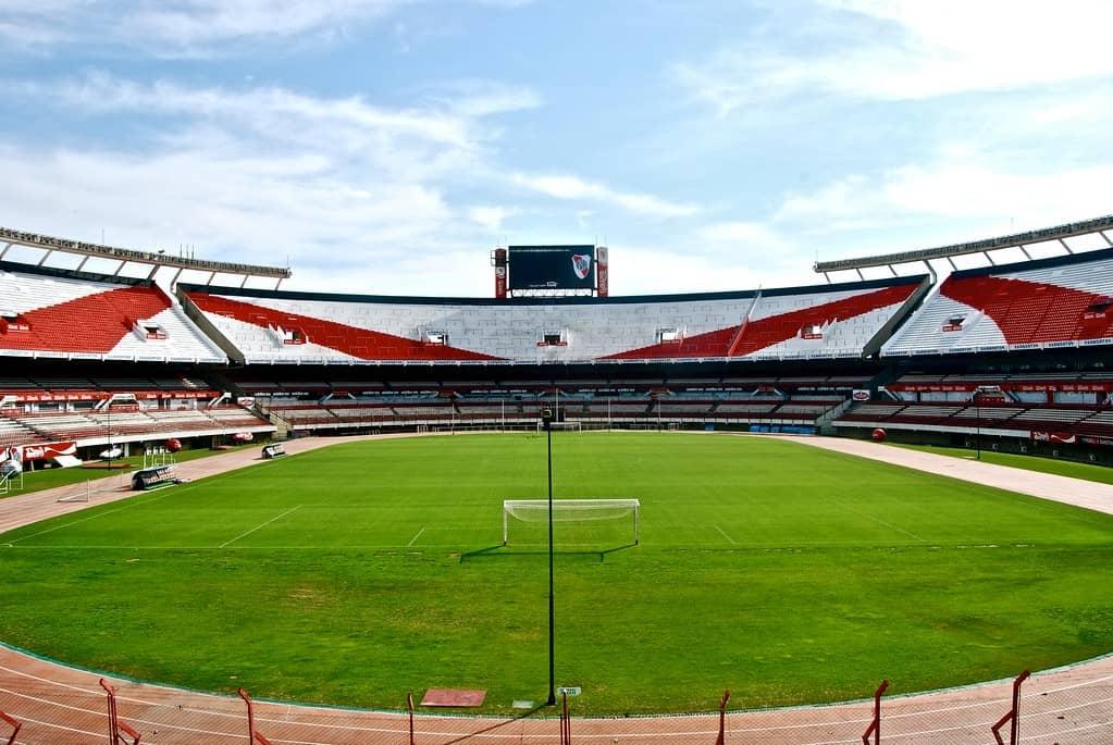 Estadio monumental, el más grande de sudamérica