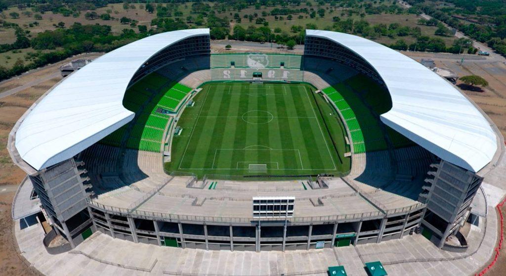 Estadio deportivo Cali, el más grande de Colombia