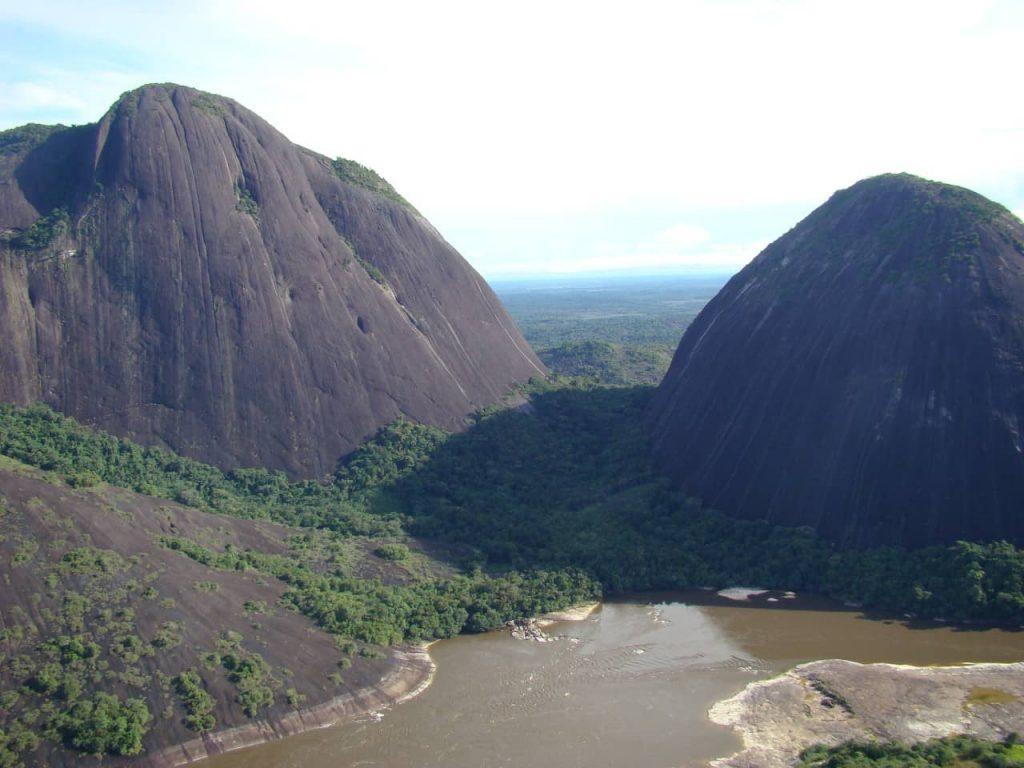 Guainía, uno de los departamentos más grandes de Colombia