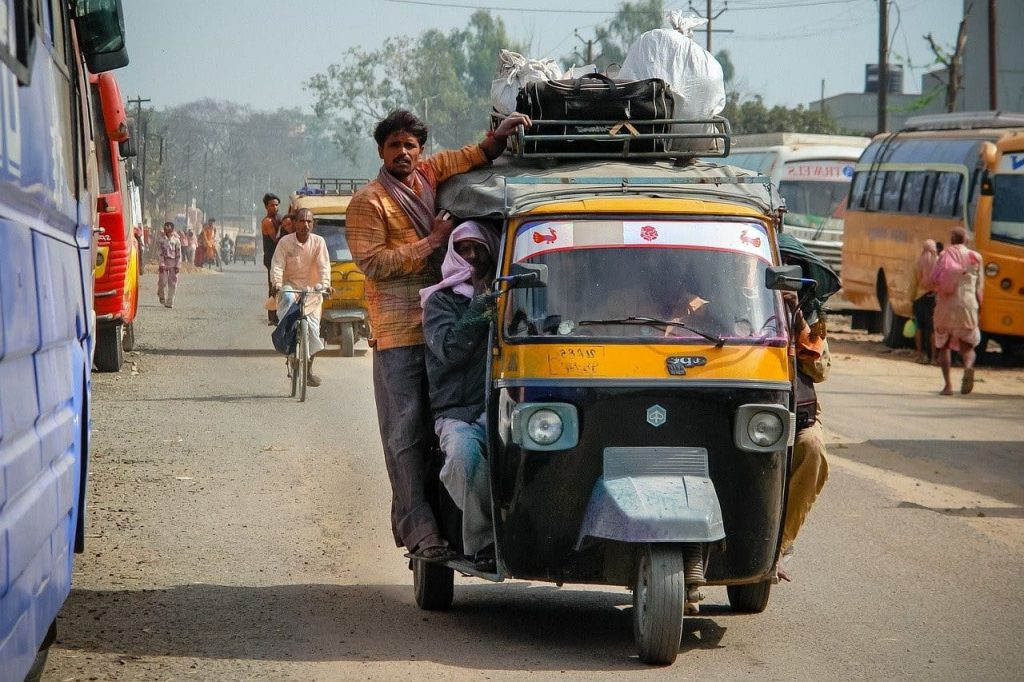 India, el segundo de los países más grandes de Asia