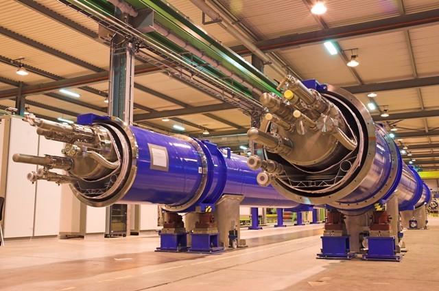 Gran colisionador de Hadrones, la máquina más grande del mundo