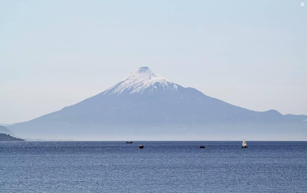 Llanquihue uno de los lagos más grandes de Chile