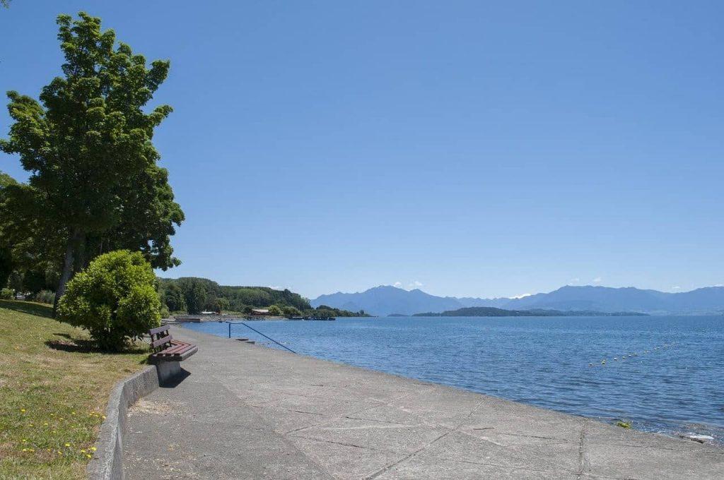 Ranco, uno de los lagos más grandes de Chile