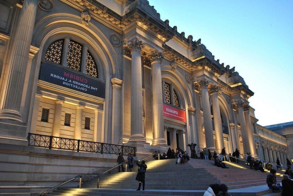 Metropolitano de arte