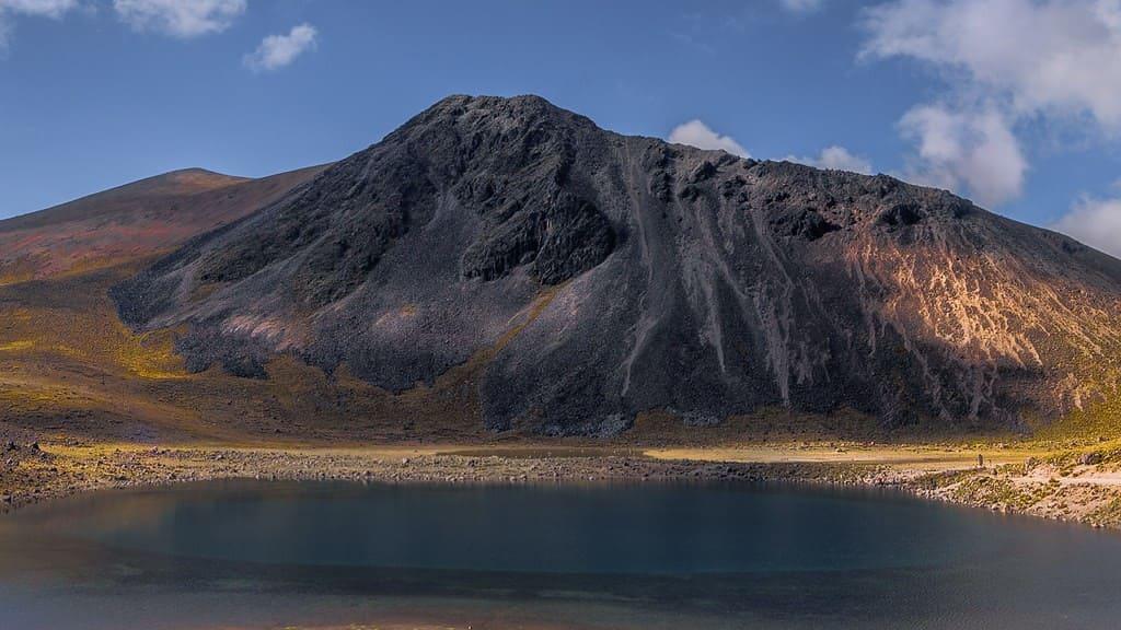 Volcán Nevado de toluca