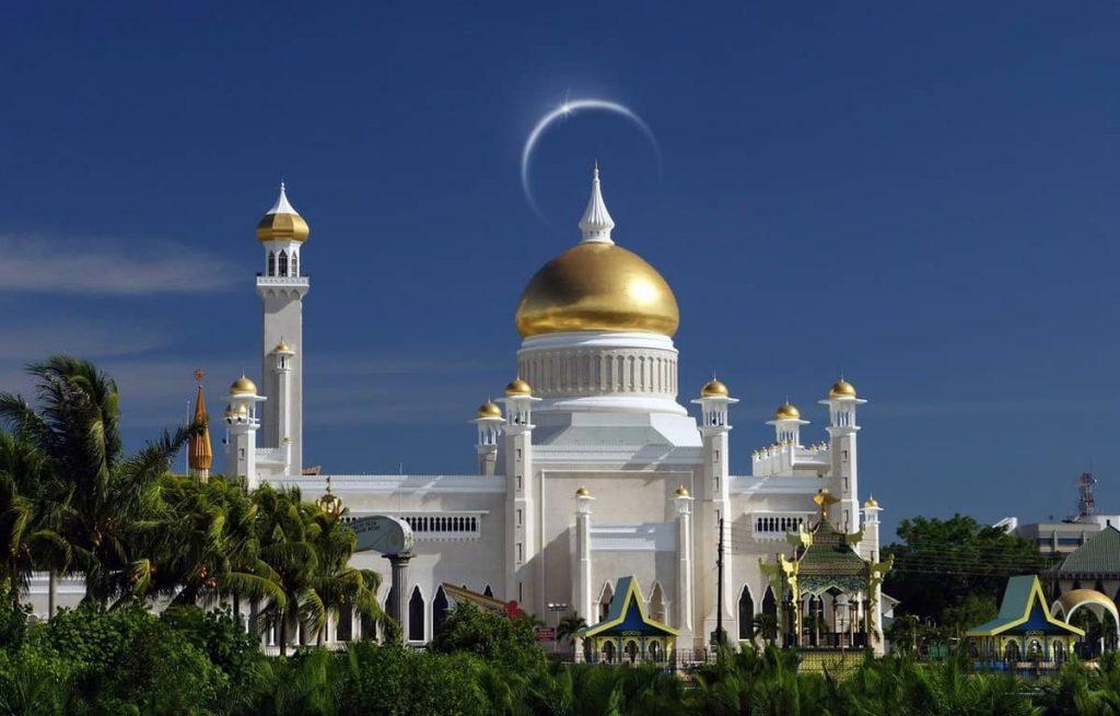Palacio de Nurul Iman, la casa más grande del mundo