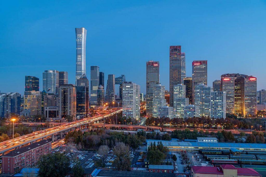 Pekín, la tercera ciudad más grande de china