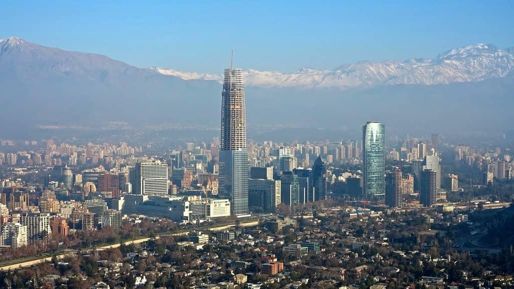 Santiago de Chile, la ciudad más grande del país