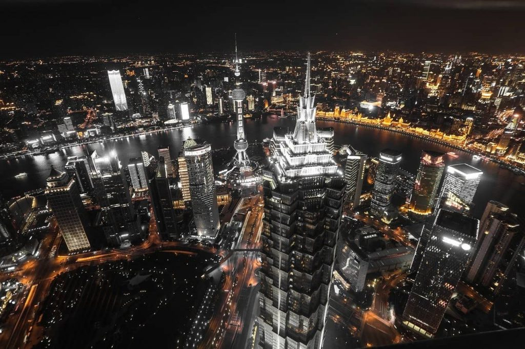 Shangái, la ciudad más grande de china