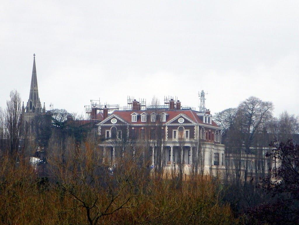 Mansión Witanhurst house