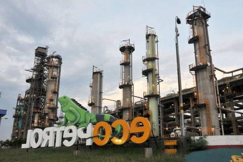Empresa ecopetrol, la más grande de Colombia