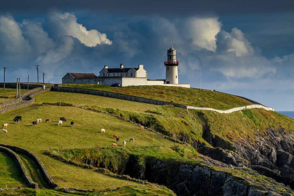 Irlanda, la tercer isla más grande de Europa