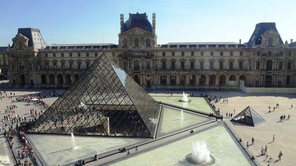 Museo del louvre, el más grande del mundo