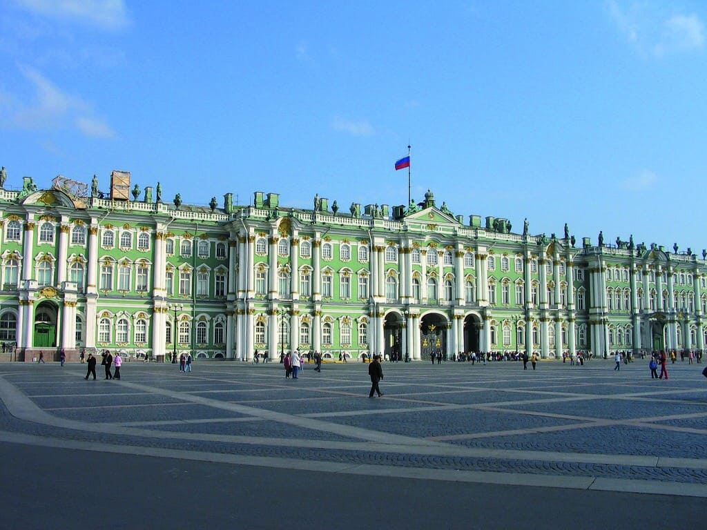 Museo del hermitage, el segundo más grande del mundo